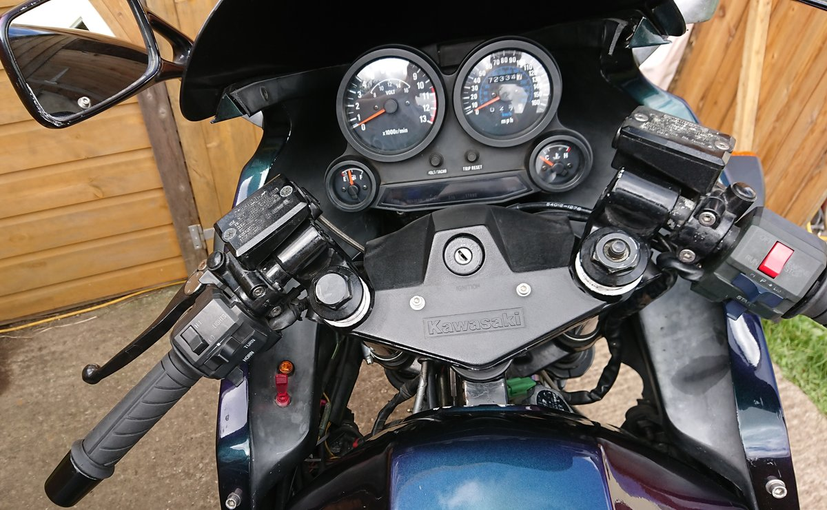 1987 Kawasaki GPZ900R  ZX900 A4 For Sale (picture 4 of 5)