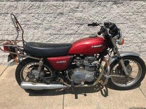 1977 Kawasaki Z400 For Sale