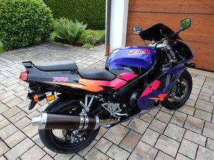 Kawasaki ZXR750 L Psyco paintsheme topstate
