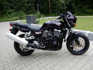 1997 Kawasaki ZRX1100R Only 10.157 Miles & 1 Owner since new!  For Sale