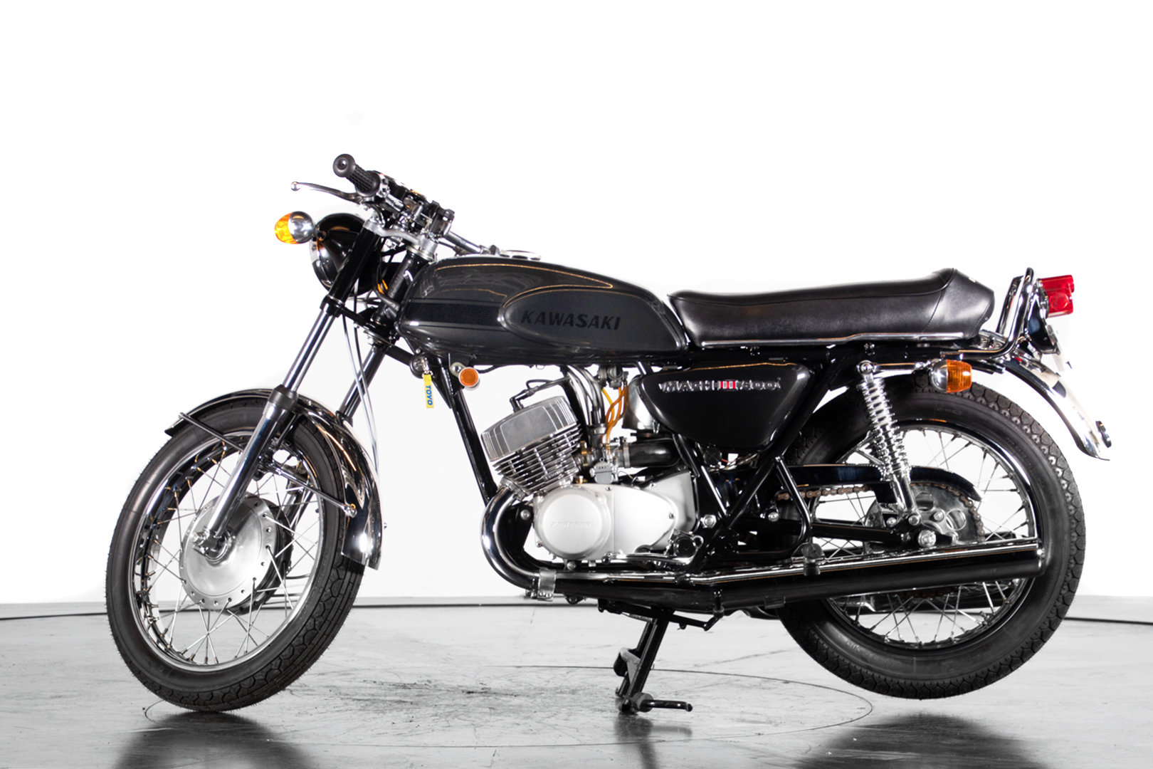 KAWASAKI - 500 H1 - 1970 For Sale (picture 1 of 6)