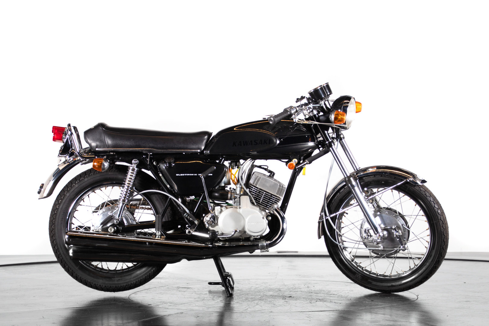 KAWASAKI - 500 H1 - 1970 For Sale (picture 2 of 6)