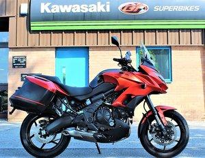 2016 16 Kawasaki Versys 650 ABS Tourer Adventure