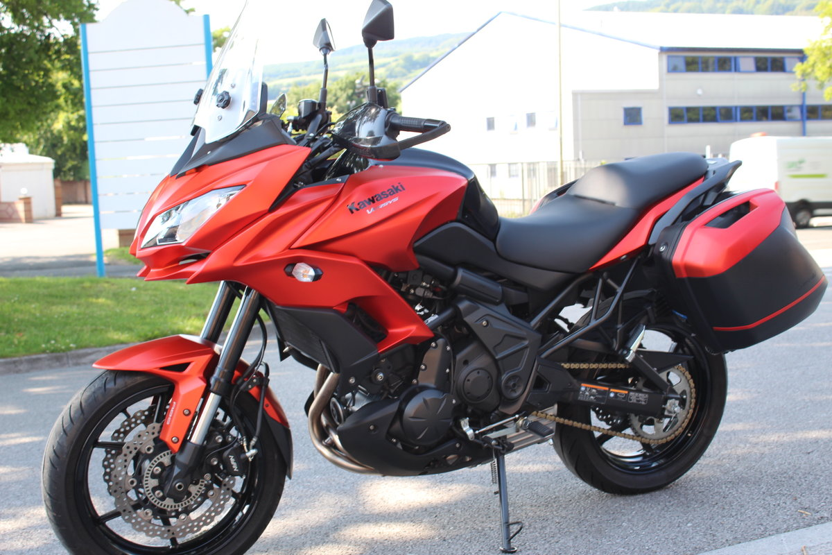 2016 16 Kawasaki Versys 650 ABS Tourer Adventure For Sale (picture 3 of 6)
