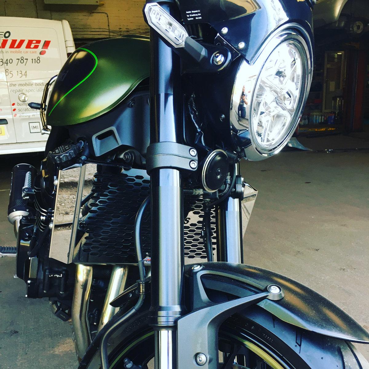2018 Stunning Retro Kawasaki 943cc  For Sale (picture 6 of 6)
