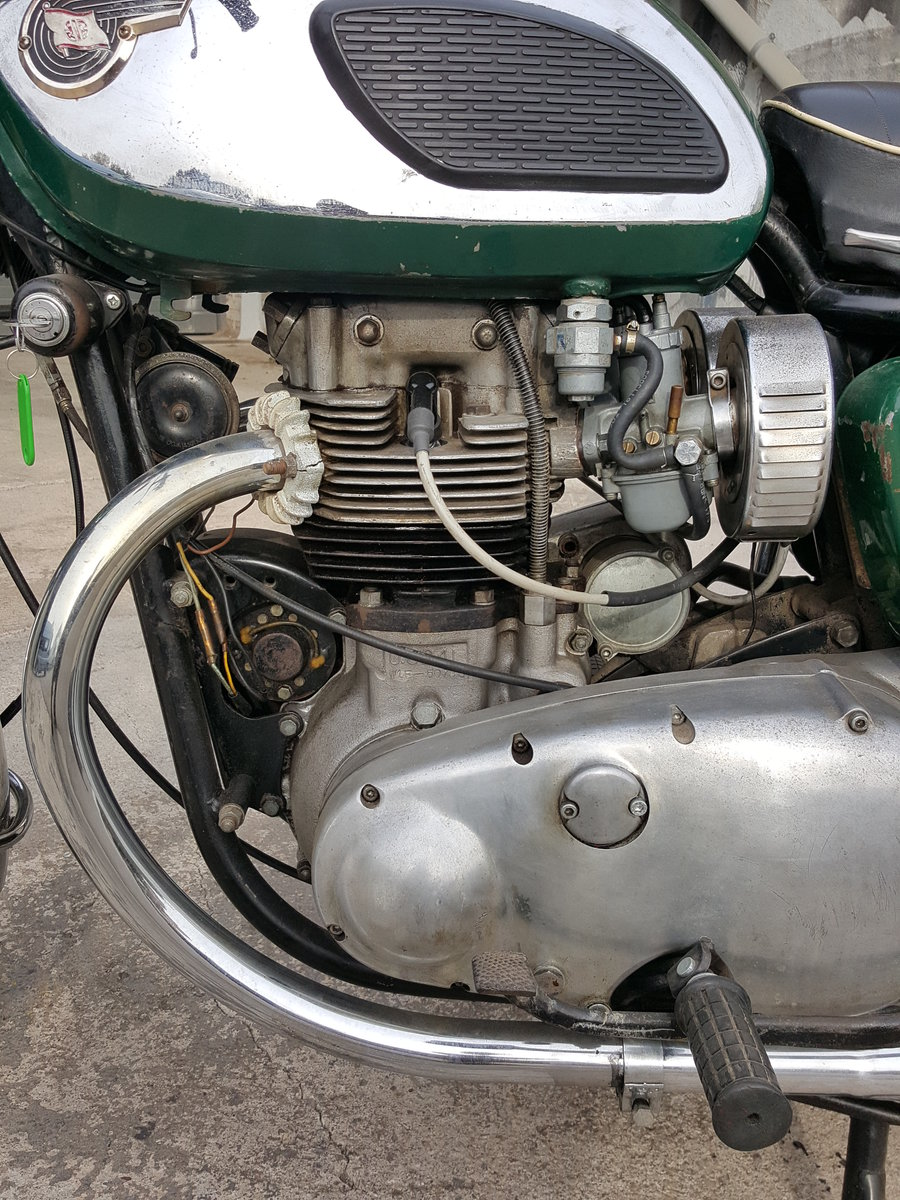 1968 Kawasaki W2SS - a rare surviver and runner For Sale (picture 5 of 6)