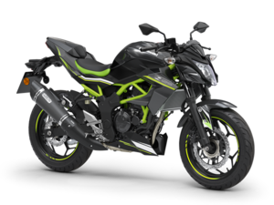 Picture of New 2021 Kawasaki Z 125 Performance Black For Sale