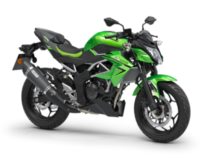 Picture of New 2021 Kawasaki Z125 ABS Performance Green*DUE JANUARY* For Sale