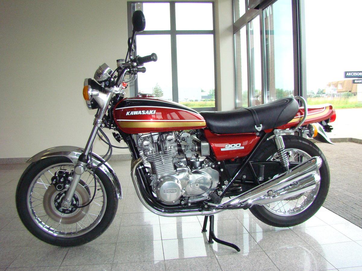 KAWASAKI Z900 Z1B 1975 VIDEO ! For Sale (picture 2 of 6)