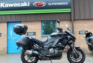 2017 67 Kawasaki Versys 1000 ABS Grand Tourer Adventure