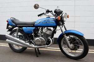 1972 Kawasaki H2 750cc Restored Condition - £11,950
