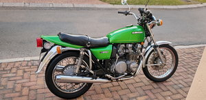 1974 Kawasaki B1 Z650 been in storage since 1985