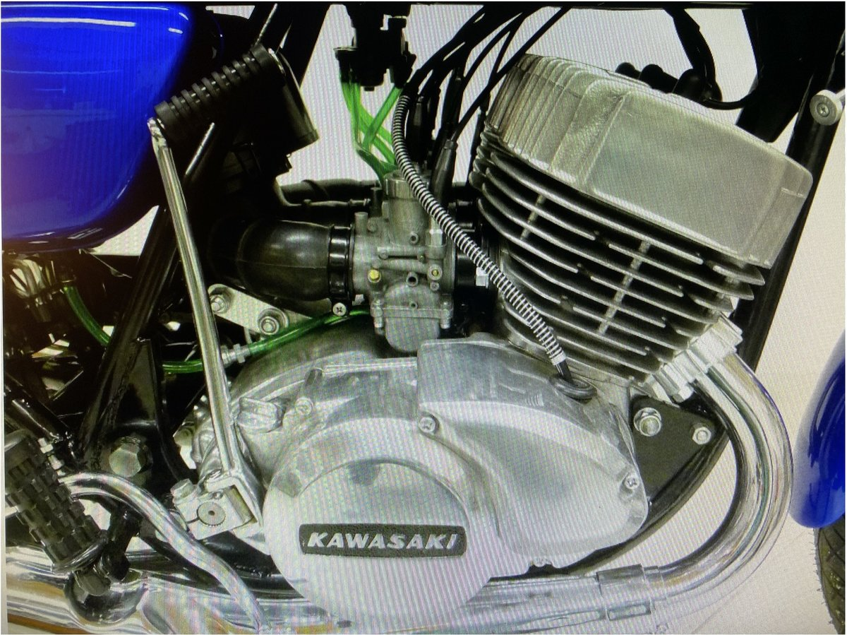 1972 Kawasaki H2 fully restored by specialized workshop For Sale (picture 2 of 4)