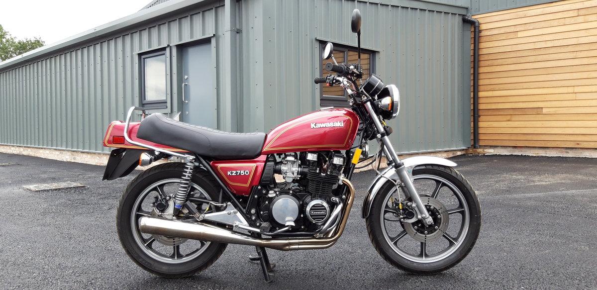 1980 Kawasaki KZ 750E For Sale (picture 2 of 6)