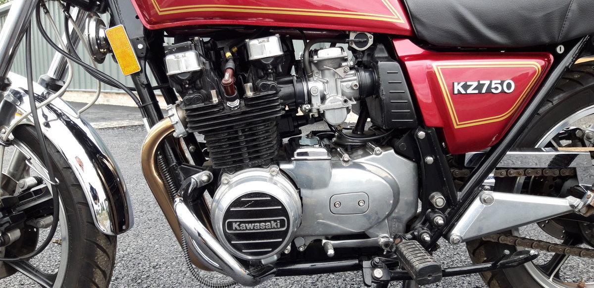 1980 Kawasaki KZ 750E For Sale (picture 3 of 6)