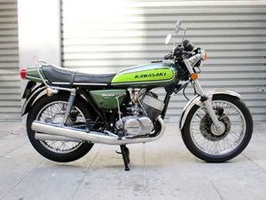 KAWASAKI 500 H1 / F MACH III (1976) MYTHICAL