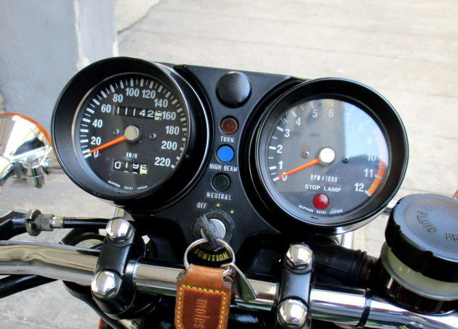 KAWASAKI 500 H1 / F MACH III (1976) MYTHICAL For Sale (picture 4 of 6)