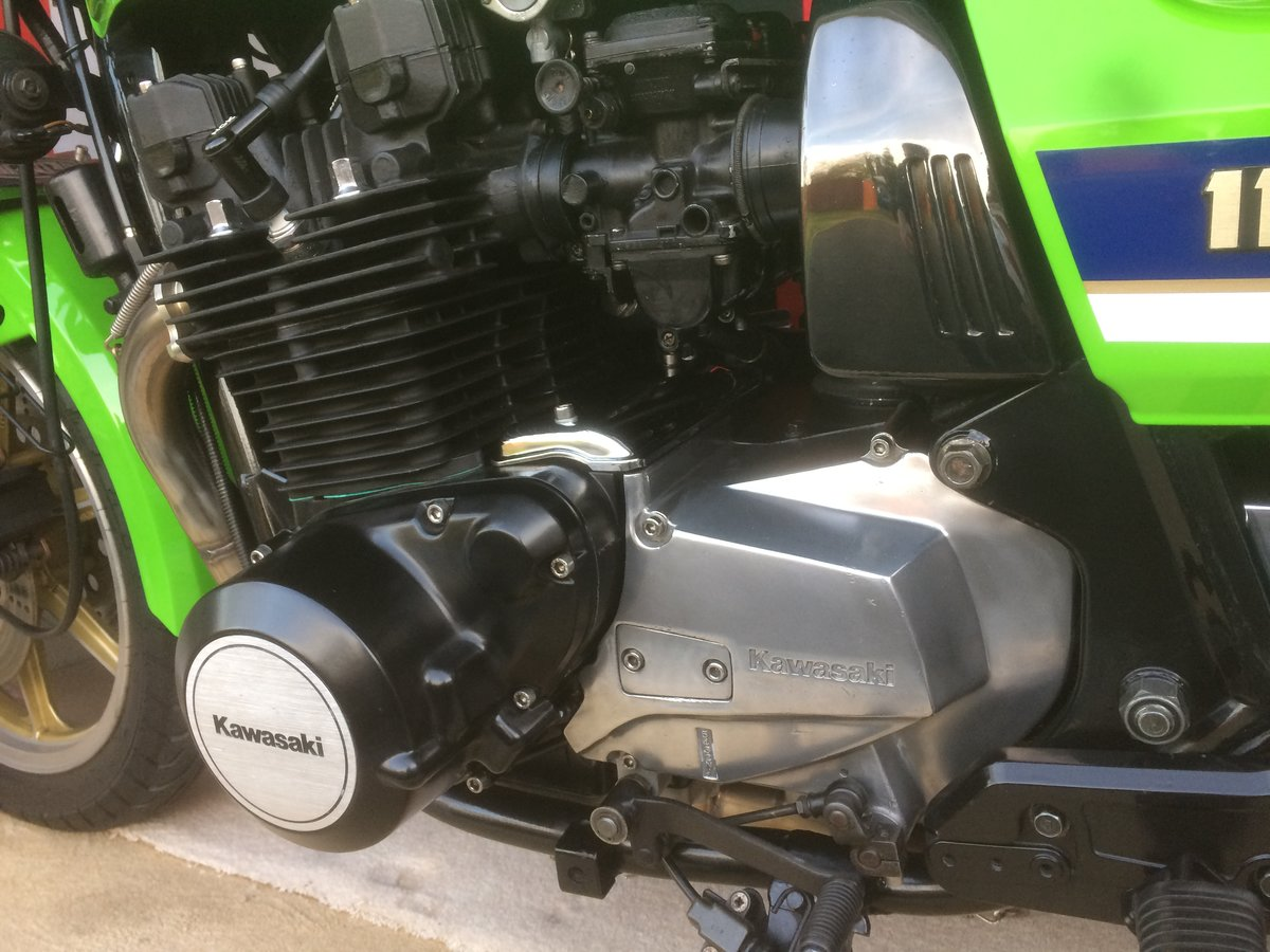 1985 Kawasaki Z1100R For Sale (picture 4 of 6)