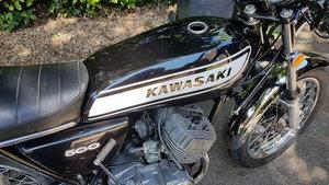 Kawasaki 500 H1F