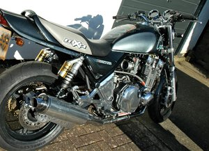Kawasaki Daytona Motorcycles The Cyclone Special