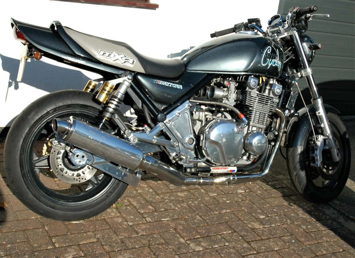 1992 Kawasaki Daytona Motorcycles The Cyclone Special For Sale (picture 6 of 6)