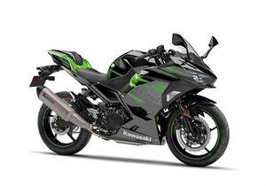 New 2020 Kawasaki Ninja 400 Performance 3 Yrs 0% & Delivery