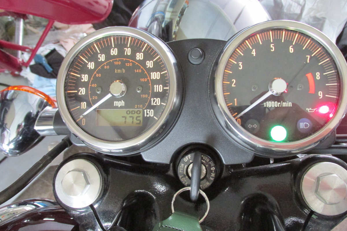 2006 Kawasaki W650 1 Owner. Very low Miles For Sale (picture 6 of 6)