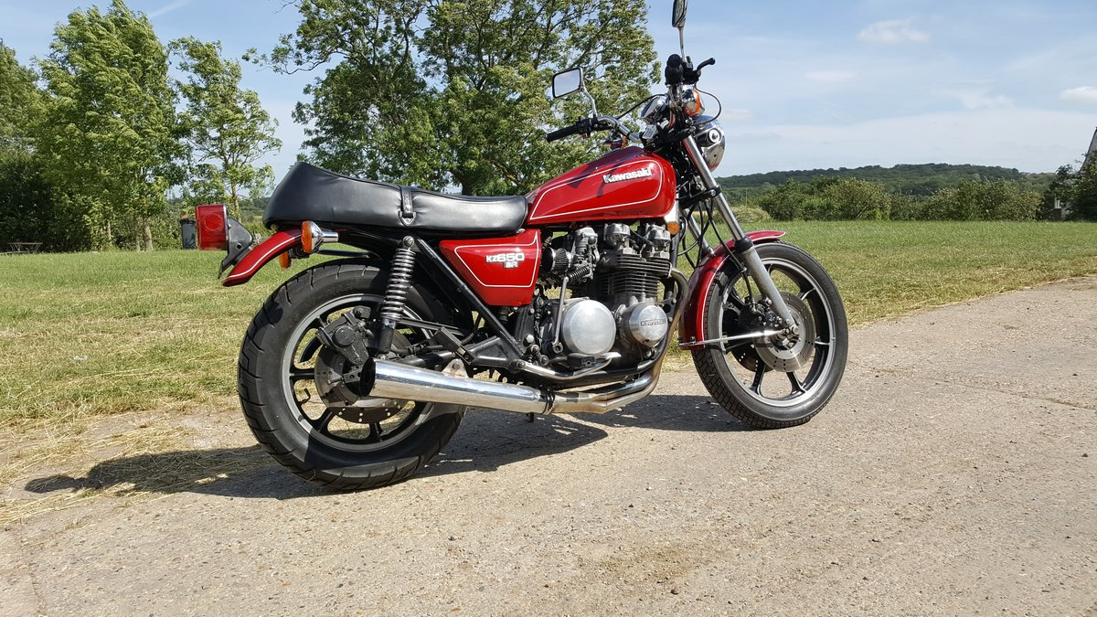 Kawasaki KZ650SR 1979 In very nice condition For Sale (picture 2 of 5)