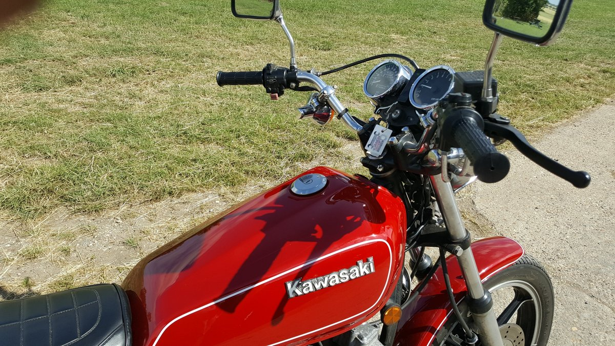 Kawasaki KZ650SR 1979 In very nice condition For Sale (picture 5 of 5)