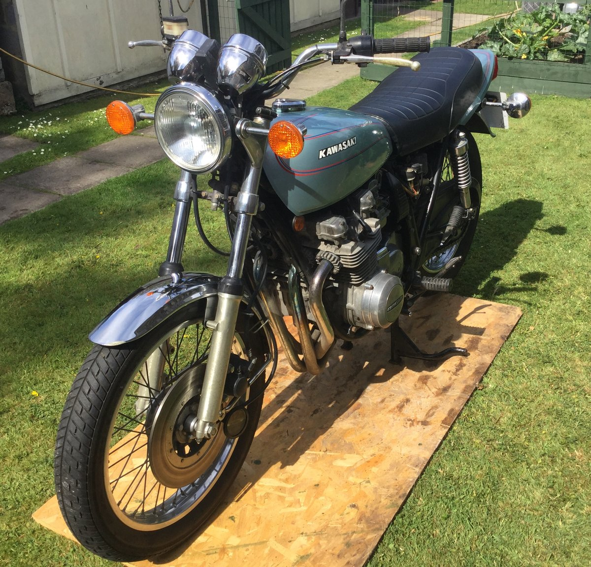 1978 Kawasaki  KZ650 Low Mileage For Sale (picture 1 of 6)