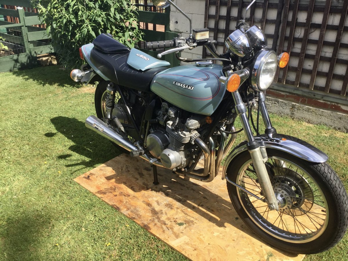 1978 Kawasaki  KZ650 Low Mileage For Sale (picture 2 of 6)