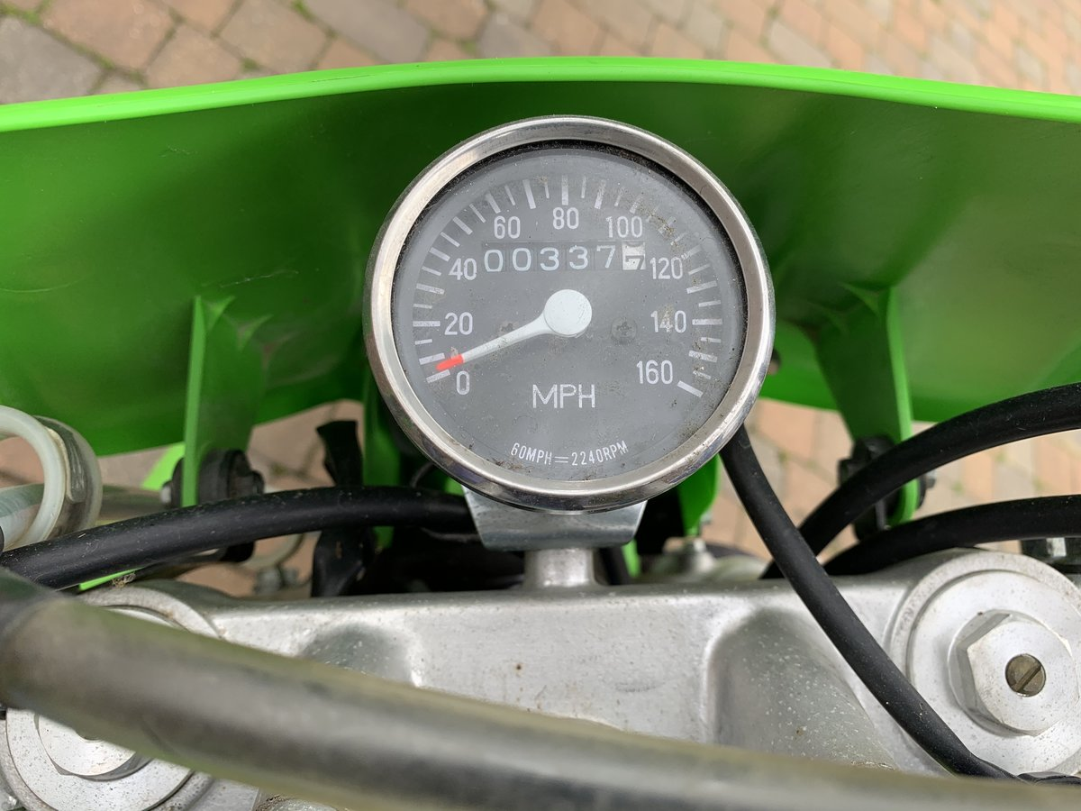 1995 Kawasaki klx 250 **337miles** no former keepers SOLD (picture 6 of 6)