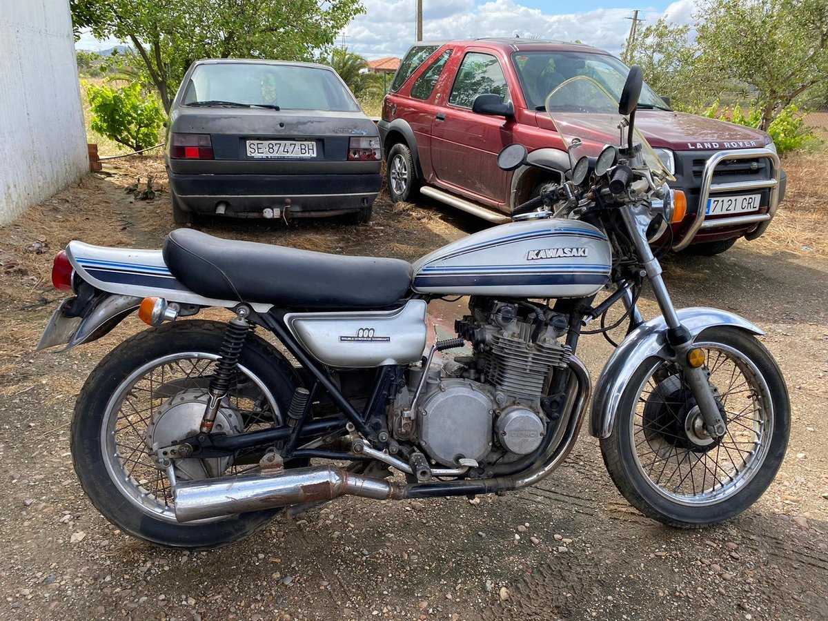 1972 Kawasaki z 900 For Sale (picture 1 of 2)