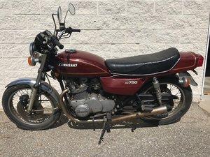 Kawasaki KZ750