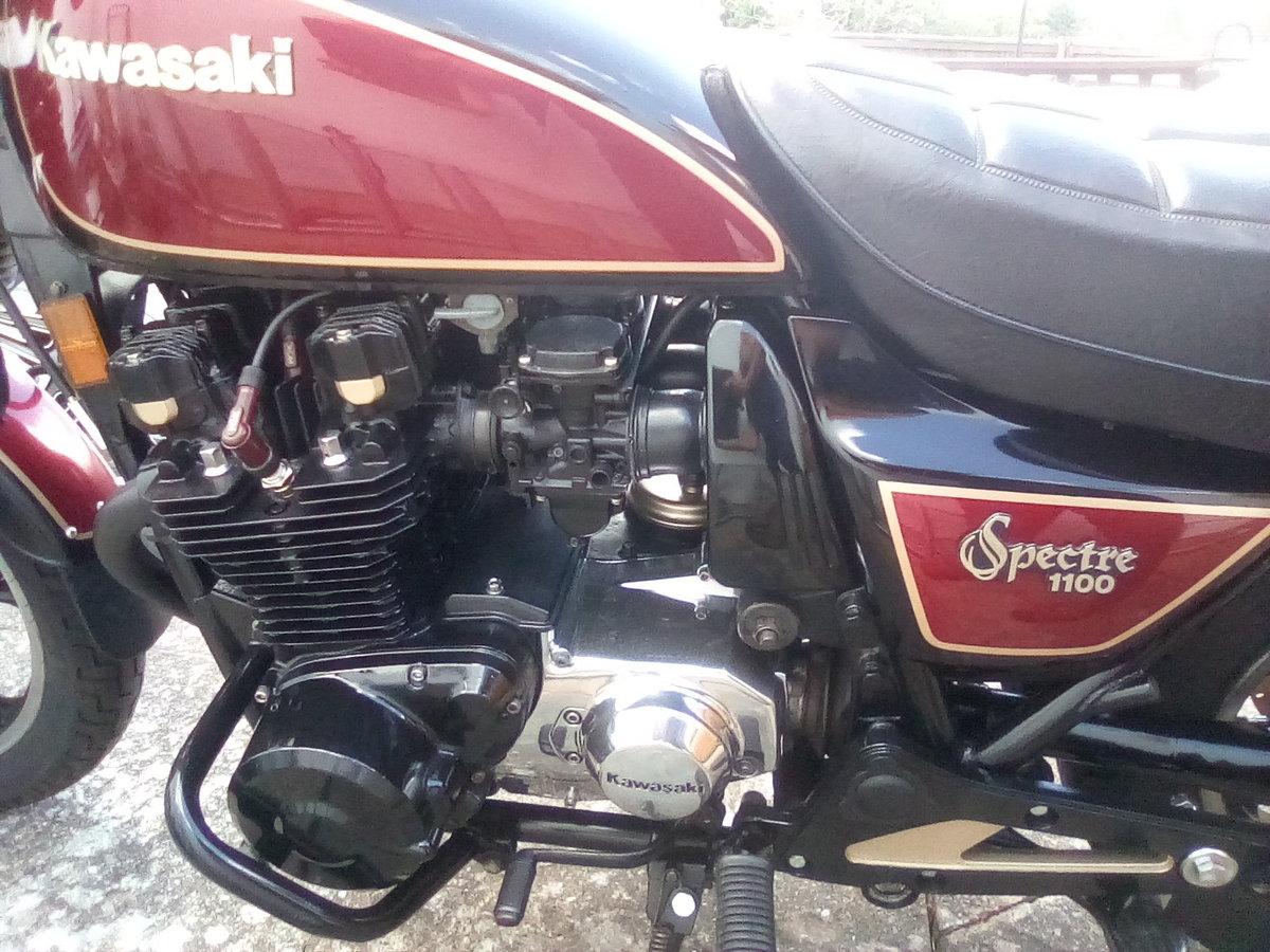 1982 Kawasaki KZ1100 Spectre For Sale (picture 6 of 6)