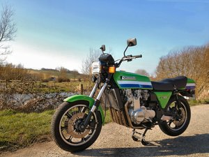 Kawasaki Z1300 Lawson paint low mileage