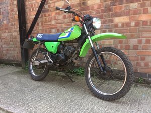 Kawasaki KE100 - Lovely Classic UK Bike - MOT