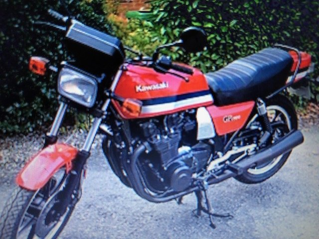 1981 Kawasaki GPZ1100 B1 For Sale (picture 2 of 6)