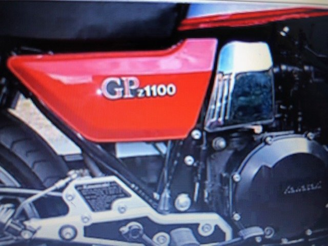 1981 Kawasaki GPZ1100 B1 For Sale (picture 3 of 6)