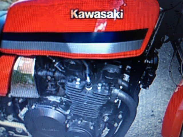 1981 Kawasaki GPZ1100 B1 For Sale (picture 5 of 6)