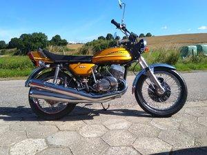 1973 Kawasaki H2A 750