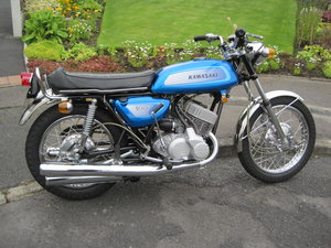 Kawasaki 500 H1A, Superb Condition