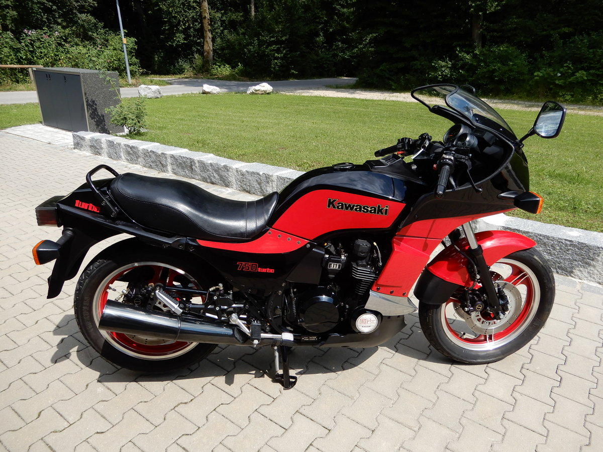 1984 Kawasaki Z750 Turbo  For Sale (picture 2 of 6)