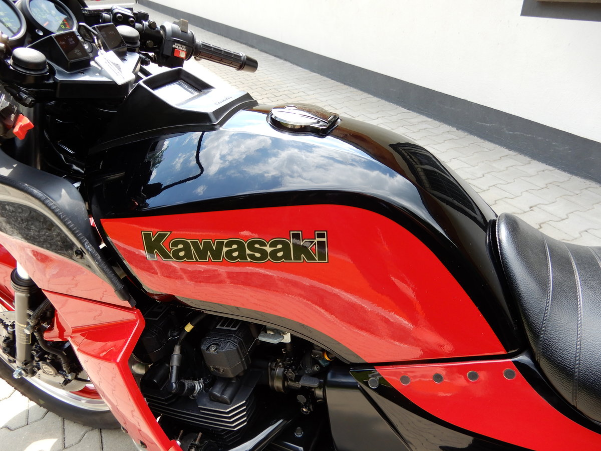 1984 Kawasaki Z750 Turbo  For Sale (picture 3 of 6)