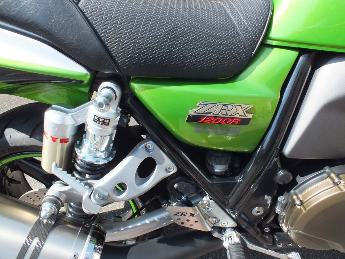 2003 Kawasaki ZRX 1200 R - NOW SOLD !! SOLD (picture 5 of 6)