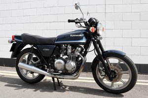 Picture of 1980 Kawasaki KZ550 - Like CB550 Four - A Great Bike ! SOLD