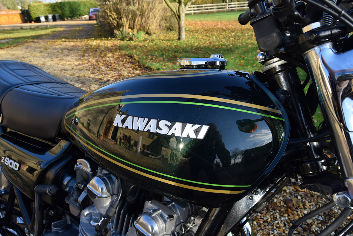1976 Kawasaki Z900 A4 For Sale (picture 1 of 6)