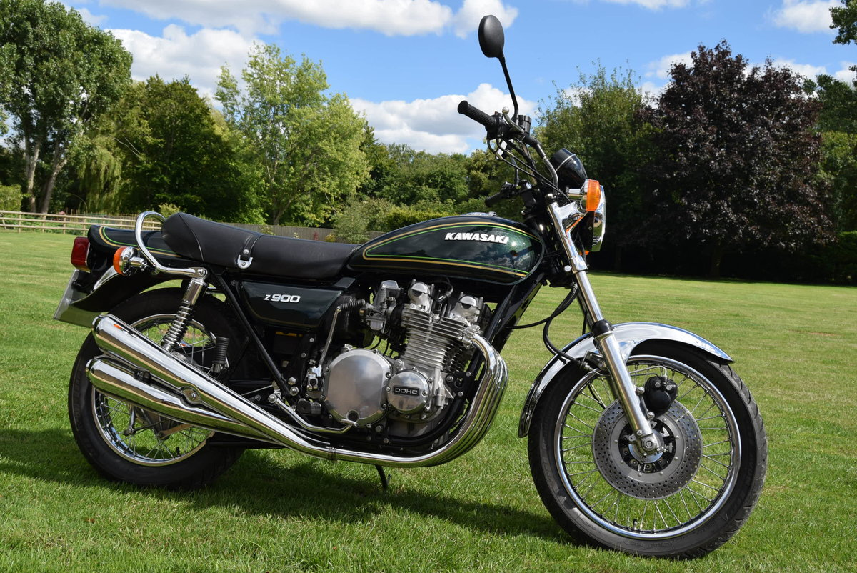 1976 Kawasaki Z900 A4 For Sale (picture 2 of 6)