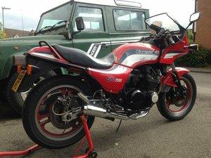 Kawasaki GPz 750 A3