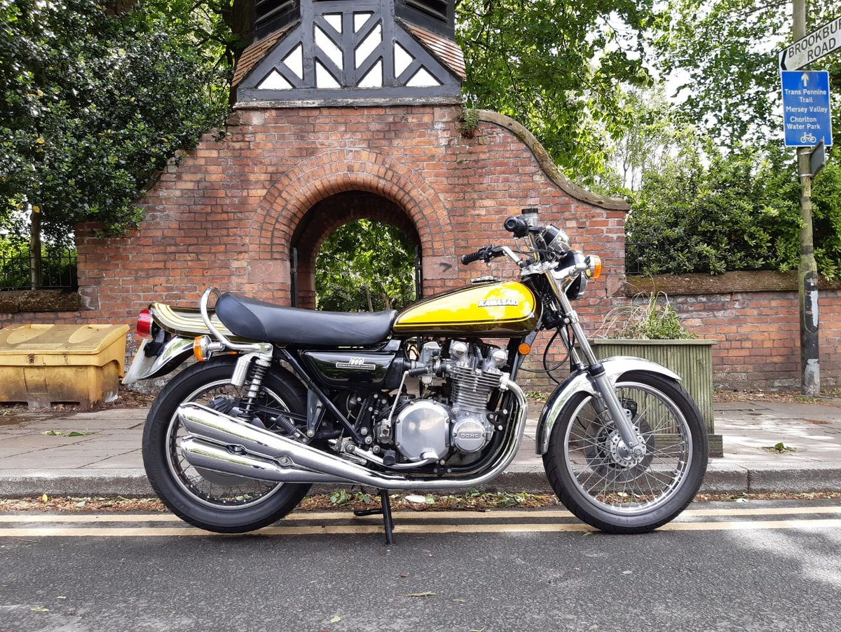 1977 Kawasaki Z1000 STUNNING CONDITION For Sale (picture 1 of 6)